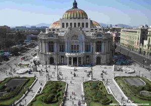 Holiday & Travel Guide For Mexico City